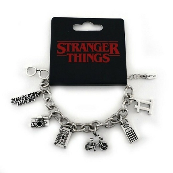 stranger things ciondolo pandora